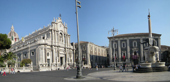 Catania: i posti più belli