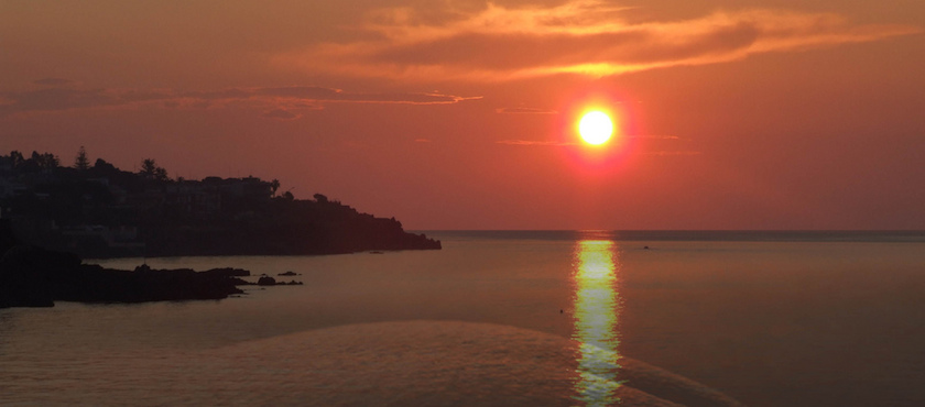 posti romantici Catania