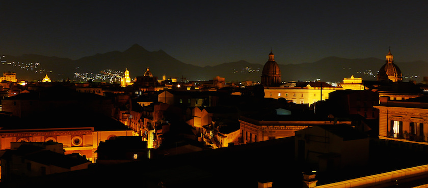 posti romantici Palermo