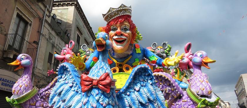 Carnevale Acireale 2018