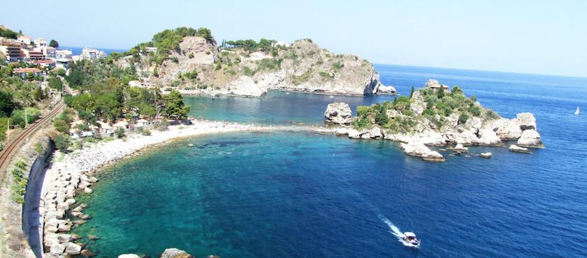 Sicilia orientale spiagge