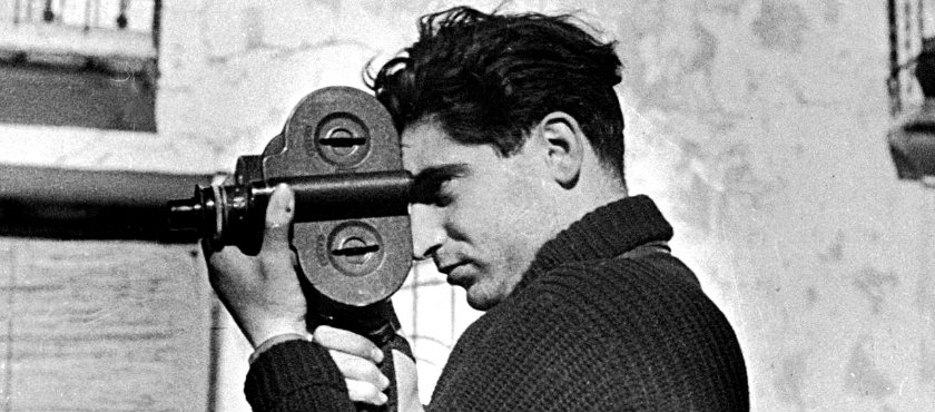 Robert Capa in mostra a Palermo