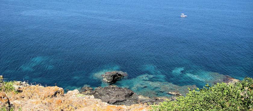 spiagge Ustica